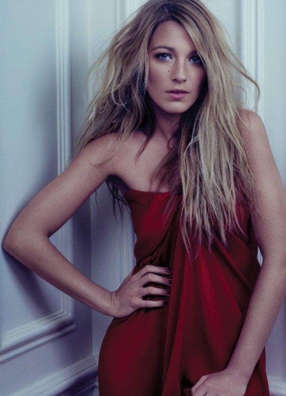 Blake Lively: Bullet Magazine Summer 2012 Issue - Fashion Forum - StyleBistro
